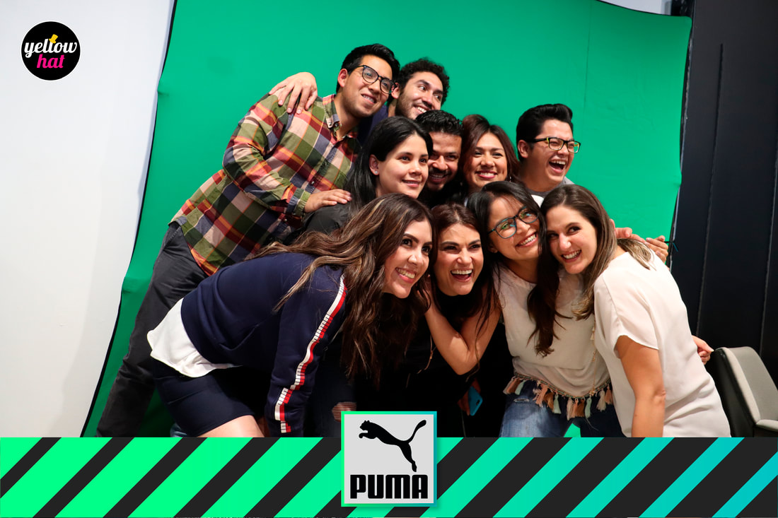 photobooth puma